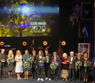 """Złote Maski wręczone! """"Zły"""" Teatru Polskiego w Bielsku-Białej Spektaklem Roku"""