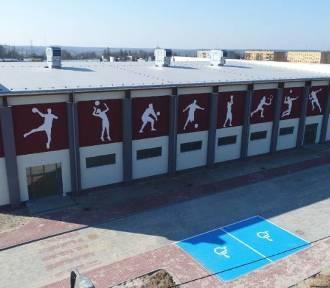 Jak powstawała hala sportowa w Gubinie? Zobacz film z budowy obiektu