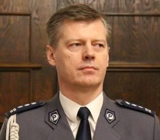 Oto nowy szef dolnośląskich policjantów. Kim jest Dariusz Wesołowski?