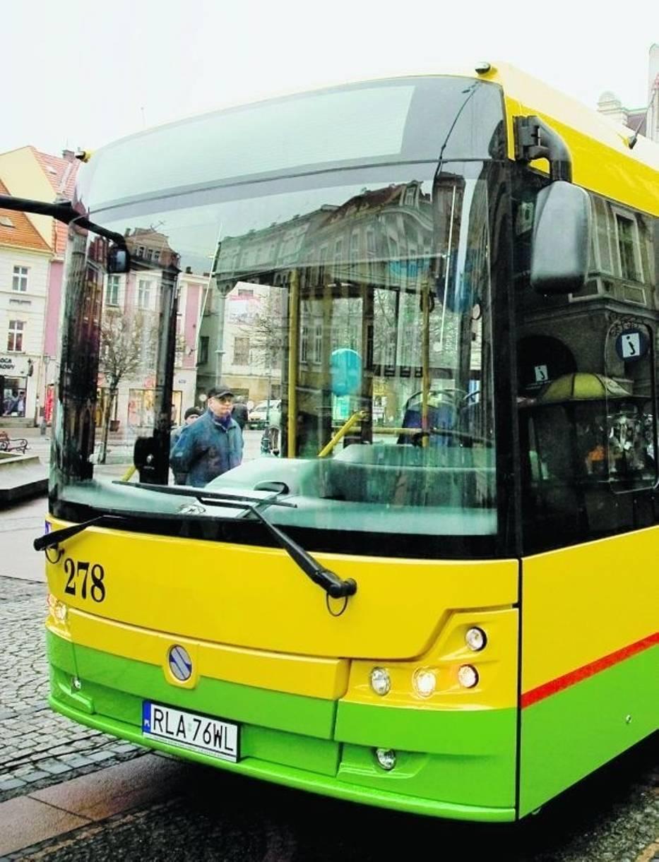 Miasto wzbogaci się o dwadzieścia nowych autobusów