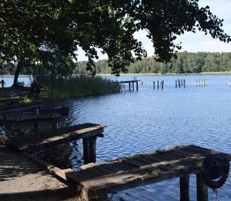 Jezioro Liny kusi na weekend