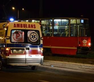 Zabrze: 32-latek wpadł pod tramwaj, zginał na miejscu