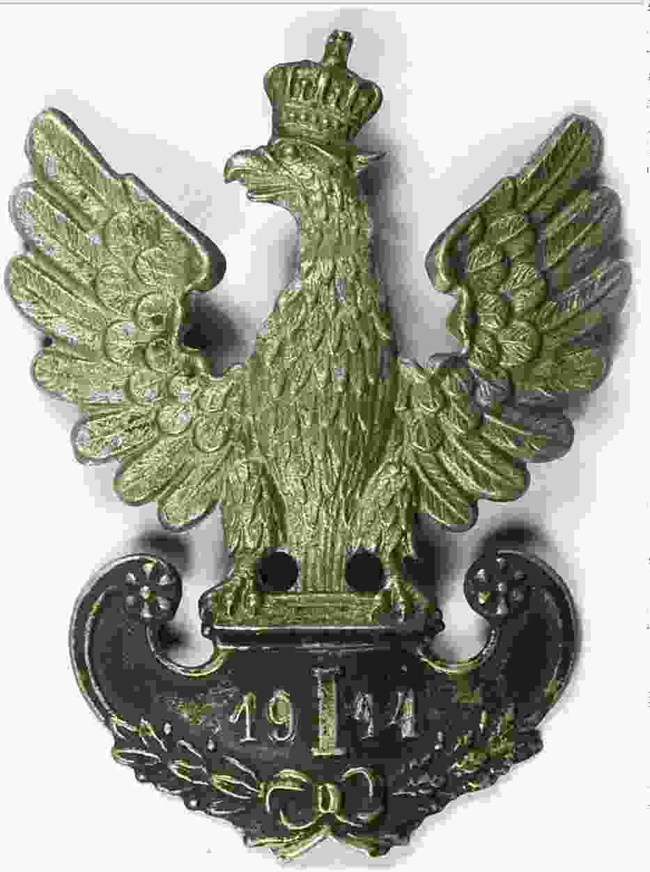 Orzeł 2 pułku ułanów legionowych