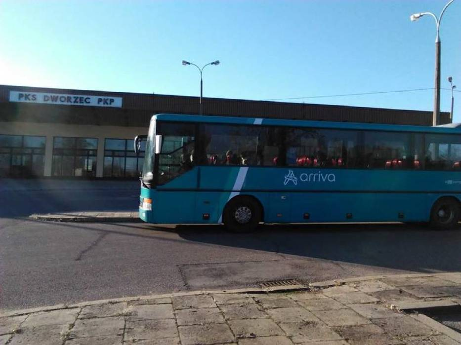 Swoje połączenia Arriva wycofała tuż przed rozpoczęciem przebudowy bielskiego dworca