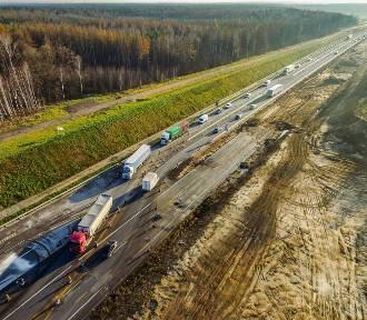 A1: Prawie 40 km nowej autostrady jeszcze w tym roku
