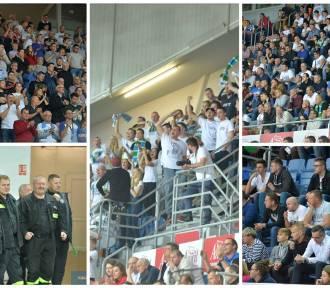 Kibice podczas meczu Anwil Włocławek - BK Ventspils 84:71 w 8. kolejce Ligi Mistrzów [zdjęcia]