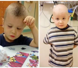 Chcemy pomóc choremu na białaczkę Adriankowi
