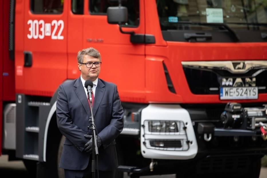 Pięć lubelskich gmin dostanie wozy strażackie za wysoką frekwencję