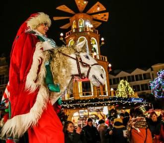 Jarmark Bożonarodzeniowy na Targu Węglowym w Gdańsku [zdjęcia]