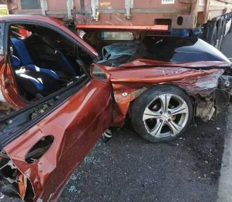 Nowy Dwór Gdański: policja poszukuje świadków zdarzenia drogowego