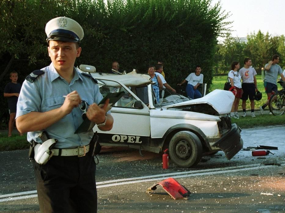 Legnica i mieszkańcy na zdjęciach z lat 1994-2003