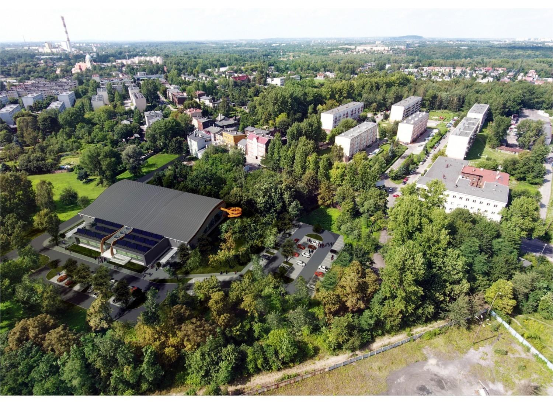 Trzy baseny w Katowicach