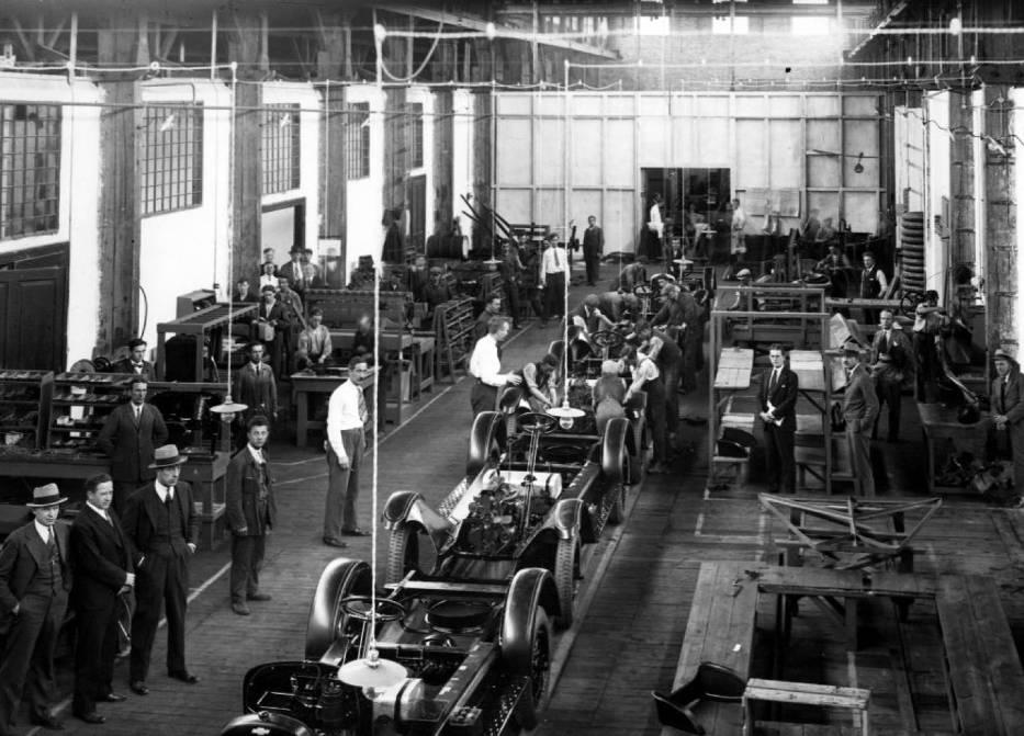 "Fabryka samochodów ""General Motors"", ul. Wolska 101/103"