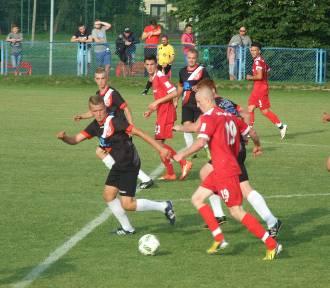 Tak Widzew Łódź wygrał ze Szczerbcem Wolbórz 9:0(FOTO)