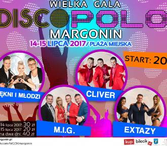 Wielka Gala Disco-Polo w Margoninie