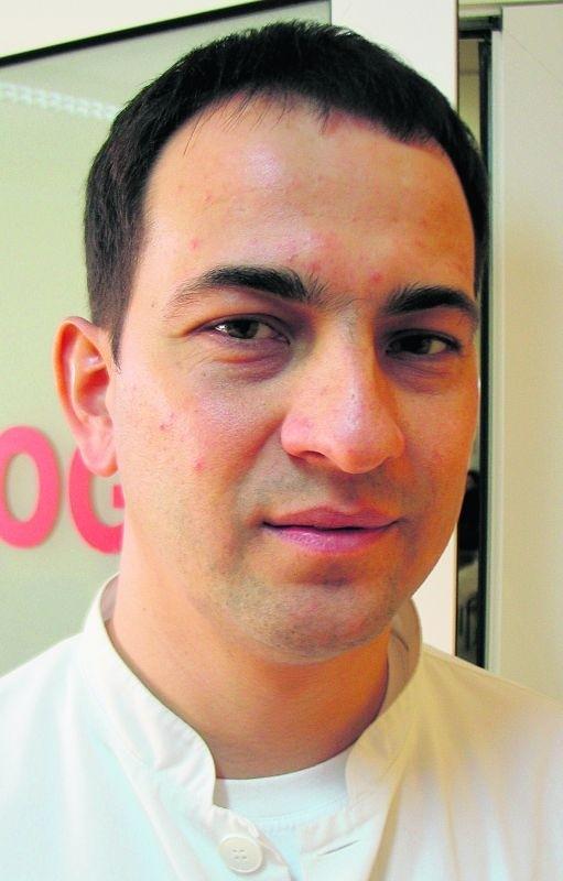 Kołomyjec kieruje oddziałem ginekologiczno-położniczym od roku