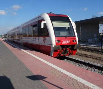 W końcu! Od czerwca odcinek Września - Gniezno pokonamy pociągiem!