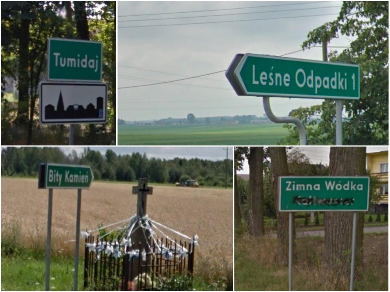 Jadąc samochodem przez Polskę można się często
