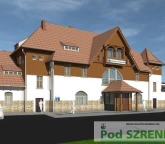 Przebudują dworzec Szklarska Poręba Górna. Zobacz wizualizację!