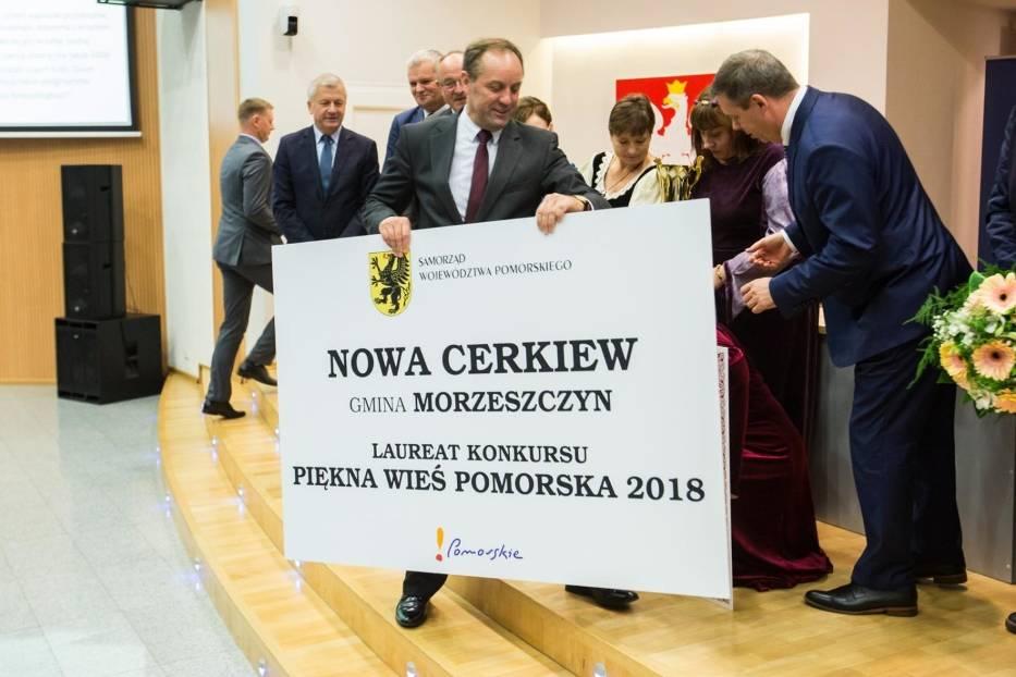 """25. edycja konkursu """"Piękna Wieś Pomorska"""""""