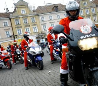 Wrocław: Mikołaje przejadą przez miasto na motocyklach