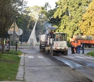 Uwaga! Utrudnienia na ulicy Solankowej w Inowrocławiu