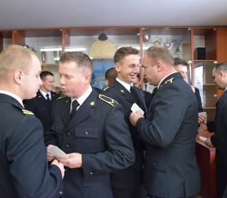 Wigilia u zduńskowolskich strażaków [zdjęcia]