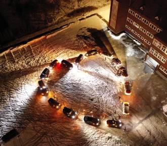 Światełko do nieba. Jak wyglądało w polskich miastach?