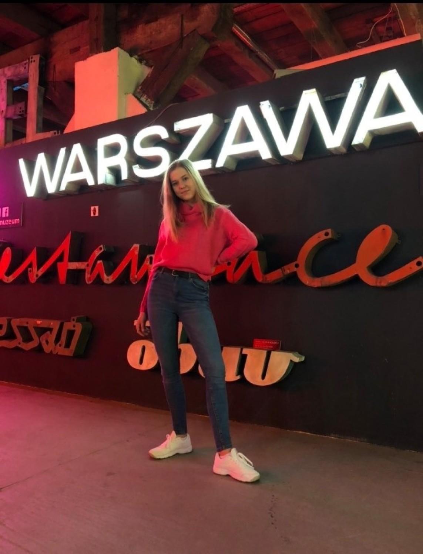 Natalia Górska/Jasień/176 cm/21 lat
