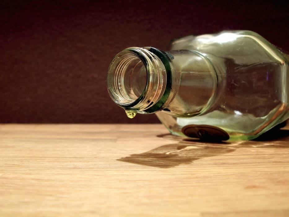 Pijane nastolatki w Szczytnie został zatrzymane przez policję