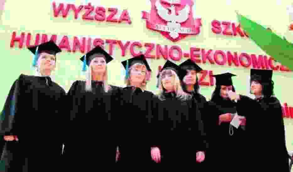 Ponad dwustu studentów informatyki z Konina nie doczeka się już absolutorium w AHE
