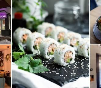 TOP 20 sushi barów w województwie kujawsko-pomorskim. Zobacz w ranking