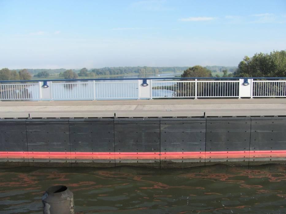 Most na rzeką ŁabąFot