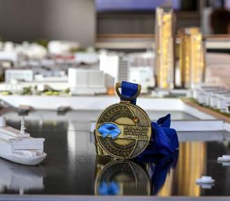 Wyjątkowe medale mistrzostw świata w półmaratonie w Gdyni