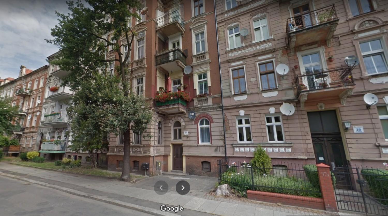 Mieszkanie przy ul. Rataja
