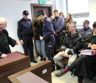 Ruszył proces w sprawie zabójstwa w Ciechankach. Oskarżona: Stresuję się strasznie (ZDJĘCIA,