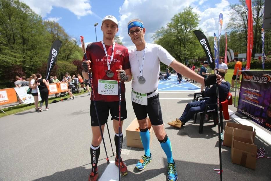 Katowicki Festiwal Biegowy - Mistrzostwa Katowic Nordic Walking