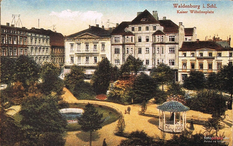 Plac Magistracki i Ratusz