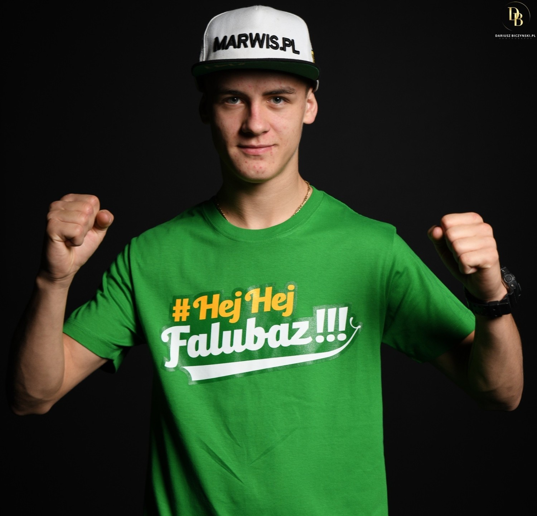 Mateusz Tonder, żużlowiec Falubazu Zielona Góra