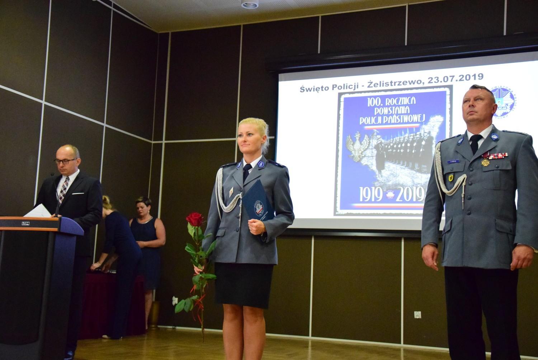 Żelistrzewo: obchody 100-lecia powstania Policji Państwowej