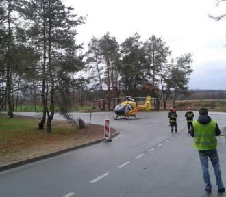 Wypadek pod Opolem. Dwie osoby ranne [NOWE INFORMACJE]