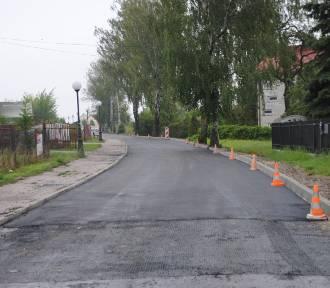 Jędrzejowskie ulice całkowicie zmieniają swoje oblicze. Trwa przebudowa ulic Wilanowskiej