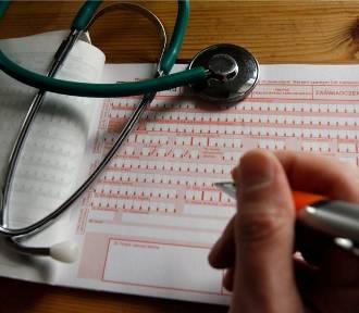 Mieszkańcy Opolskiego biorą mniej zwolnień lekarskich niż rok temu