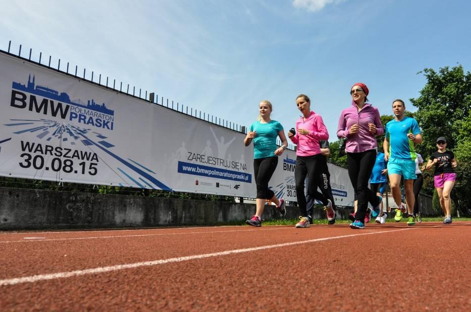 BMW Półmaraton Praski 2015. Jak przygotować się do startu?