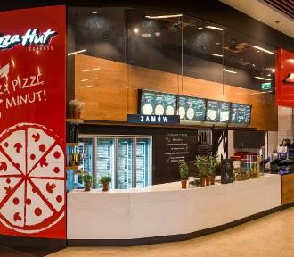 Pizza za darmo dla 500 pierwszych gości. Pizza Hut Express otwiera dzisiaj pierwszą restaurację