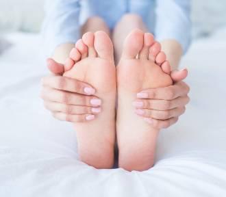Zrób pierwszy krok do zdrowia! Zadbaj o swoje stopy