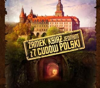 Zamek Książ uznany jednym z siedmiu cudów Polski (ZDJĘCIA)