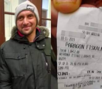 Podróżny kupił jedzenie bezdomnym na Dworcu Głównym. Właścicielka restauracji: wypier***!
