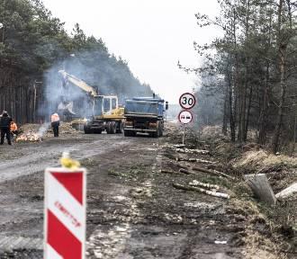 W Bolesławiu trwa remont ul. Głównej i Osadowej [ZDJĘCIA]