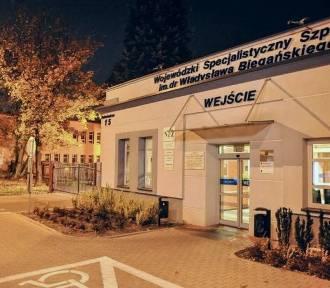 Pacjentka z objawami wirusa trafiła do szpitala w Łodzi
